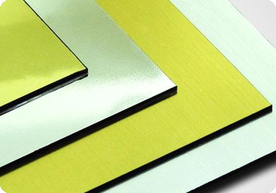 نمونه ورق مولتی استایل در کاتالوگ رنگ برش لیزری